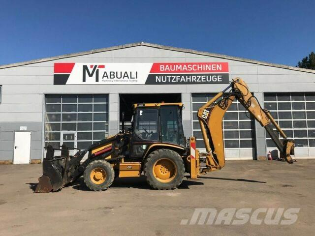 Caterpillar 432D **BJ2004 *7340H** Teleskop