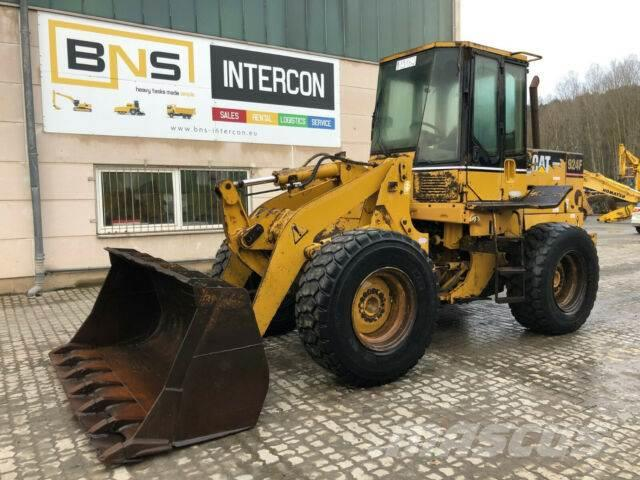 Caterpillar 924F*Bj1999/10250h/Schaufel*
