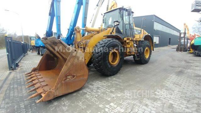 Caterpillar 966 H / ZSA / Waage / Full Steering