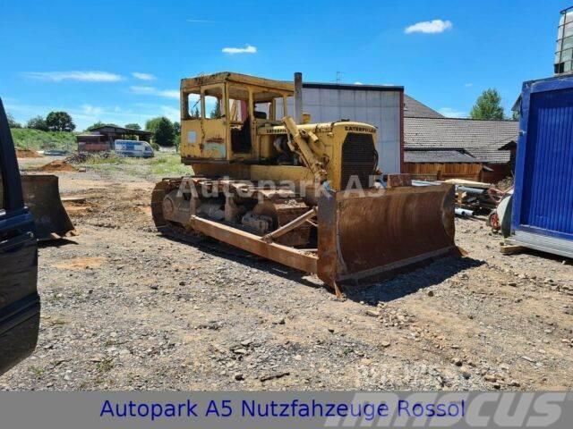 Caterpillar Bulldozer B6 Raupe