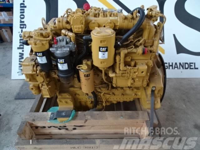 Caterpillar C7.1 **Motor-Engine/Neu-New/EPA**