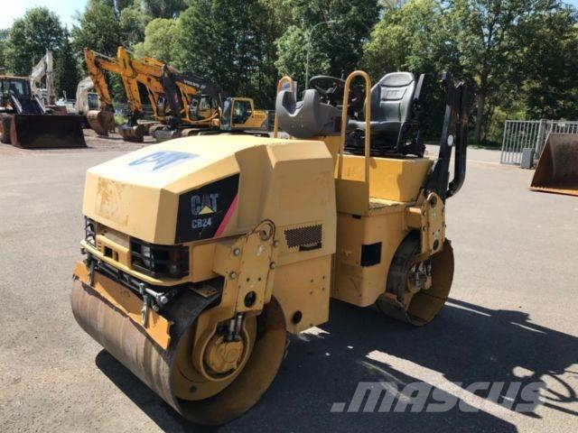 Caterpillar CB24*BJ 2009 * 1444H*