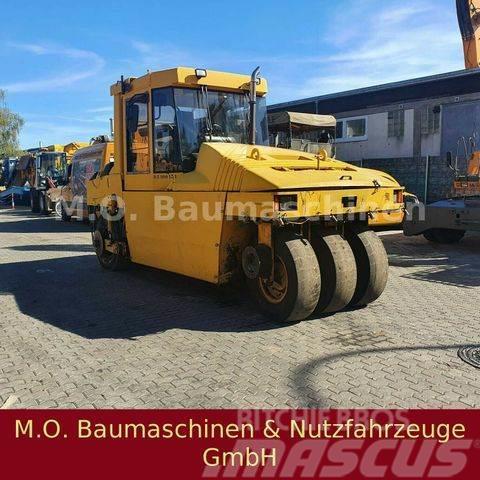Caterpillar PS 300 / Gummiradwalze / 21 t /