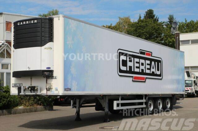 Chereau Carrier Maxima 1300 + Strom / nur 3.462h!!! SAF
