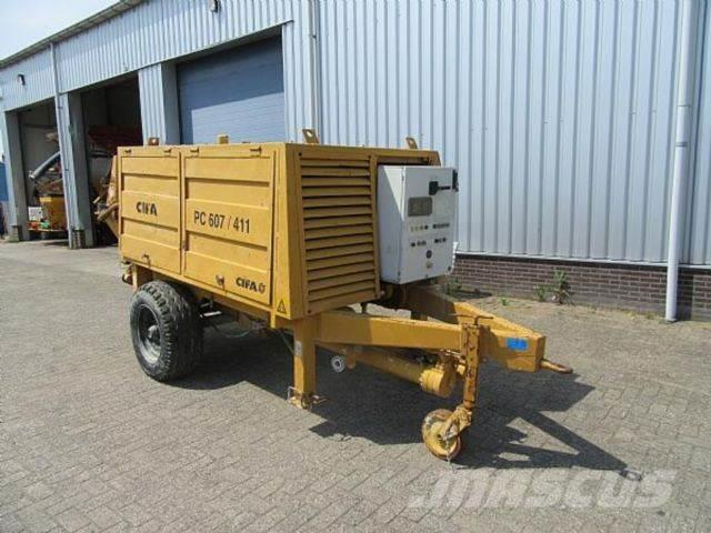 Cifa PC/607/411 E7 Concrete pump