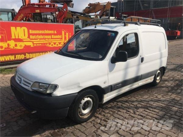 used citro n berlingo 1 9 d panel vans year 1999 price 825 for sale mascus usa. Black Bedroom Furniture Sets. Home Design Ideas