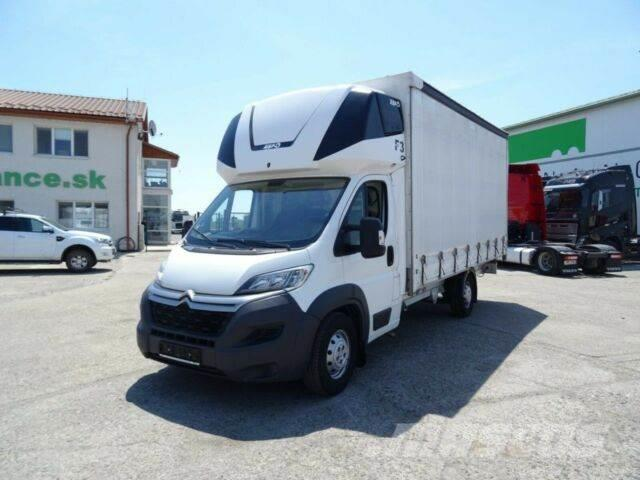 Citroën Jumper 2,0 twosided strickling, EURO 6, vin 570