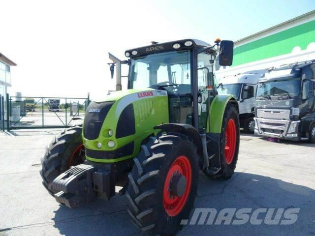 CLAAS ARES 577 automatic vin 121