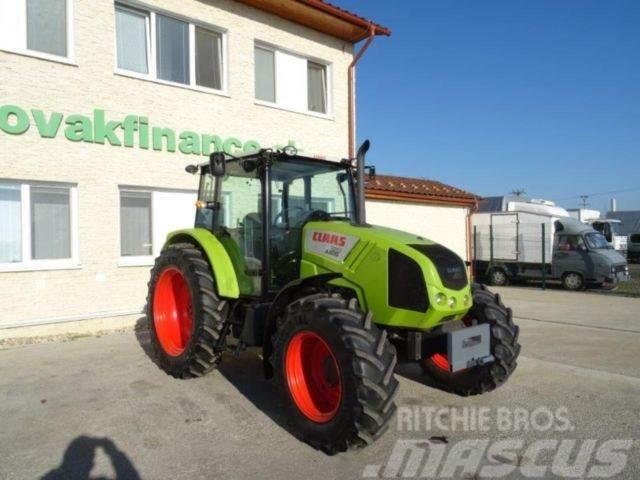 CLAAS AXOS 320 tractor,4400 cm3,EURO 3, manual,vin 496