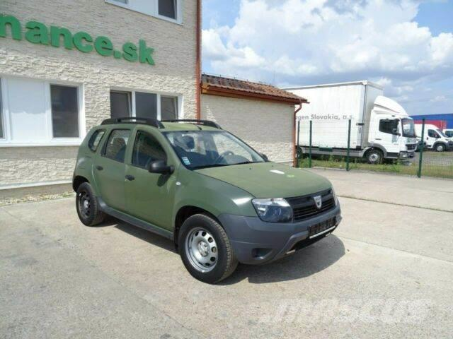 Dacia Duster dCi 90 4x4 Ambiance vin 277