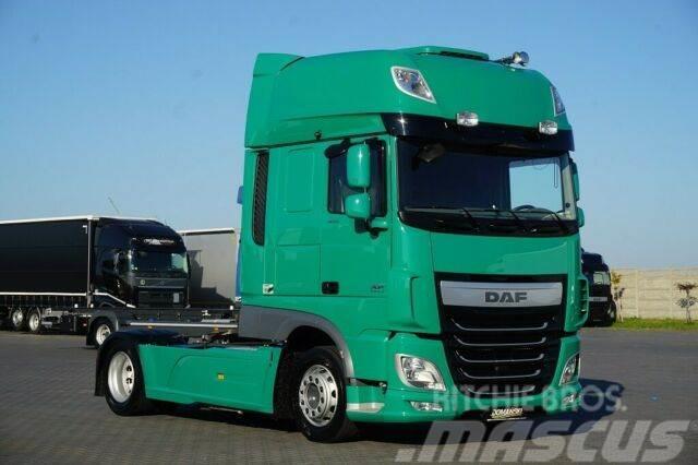 DAF 106 / 460 / EURO 6 / ACC / SSC / RETARDER / MEGA