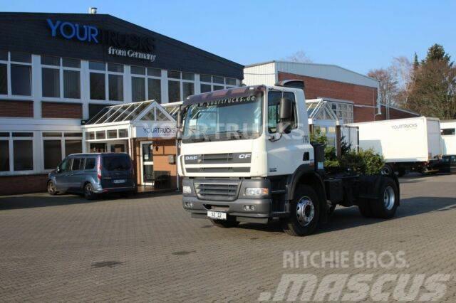 DAF CF 85.410 EURO 5/Flachdach/Hydraulik/LG 6.550kg