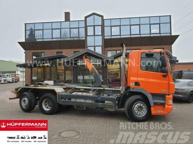 DAF CF 85.410T 6x2 E5 Ellermann HL 26.65 SK LenkLift