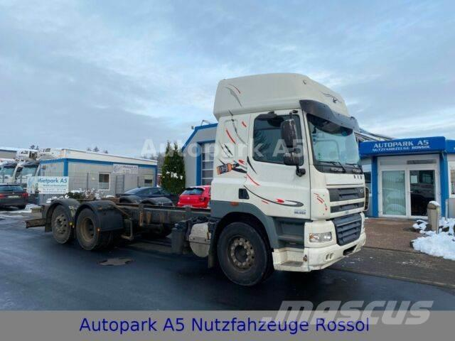 DAF CF 85.460 Fahrgestell Liftachse Euro V