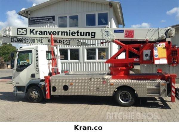 DAF Dachdeckerkran / Klaas 25-30 TS/1300 kein Böcker