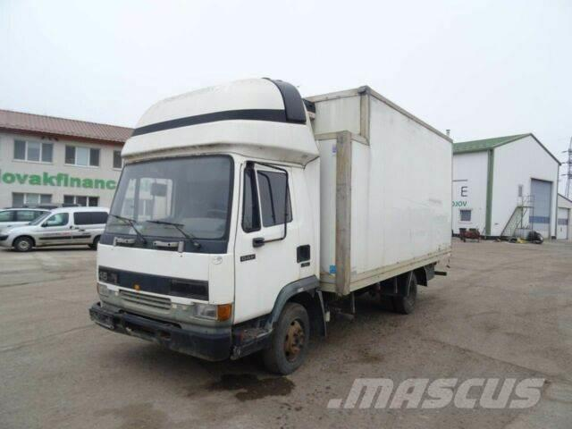 DAF FA 45B 08.150 isotherm,without papers,vin325