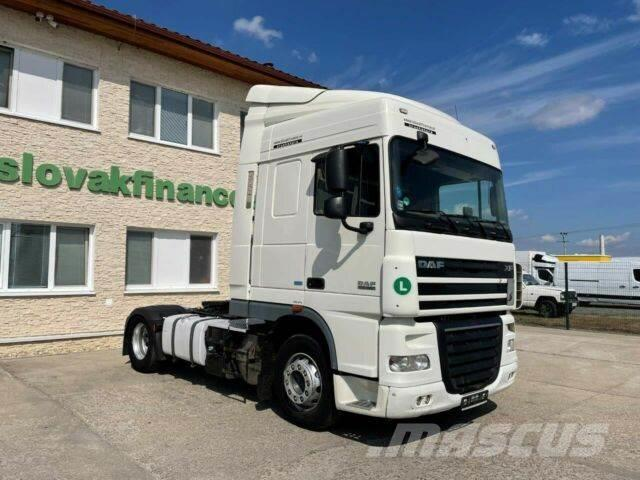 DAF FT XF 105.460 automatic, EURO 5 vin 487