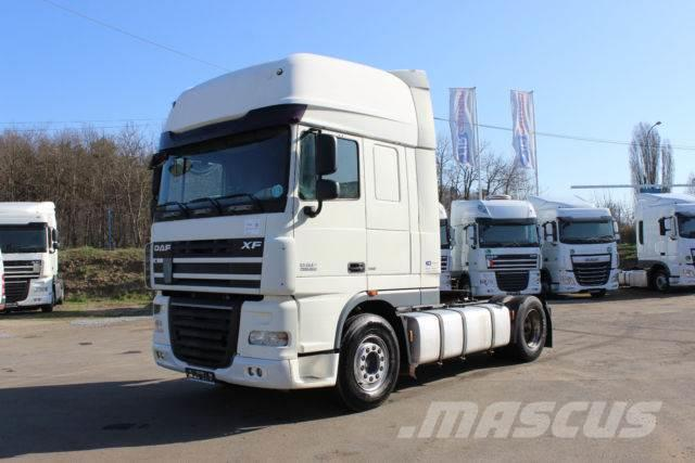 DAF FT XF105.460 SC HYDRAULIC