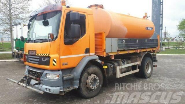DAF LF55.280 4X2 2008 tipper + water tank