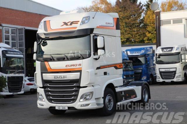 daf xf 106.460 ssc euro 6 retarder/hydraulik/kühlbox occasion, prix