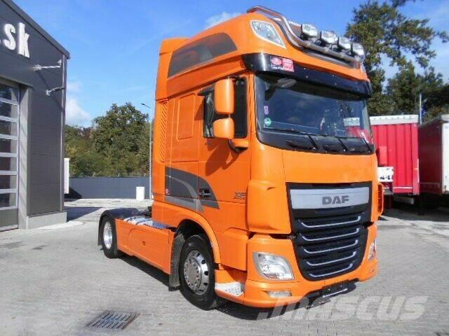 DAF XF 106.510 Superspacecab, Limited Editi, TOP