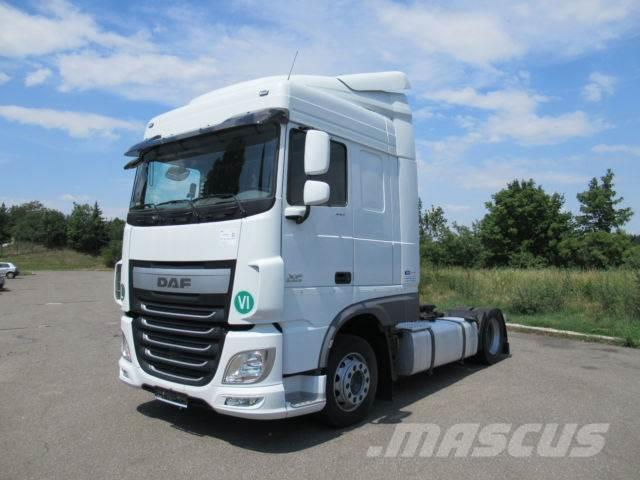 DAF XF 440 FT EURO 6 LOWDECK