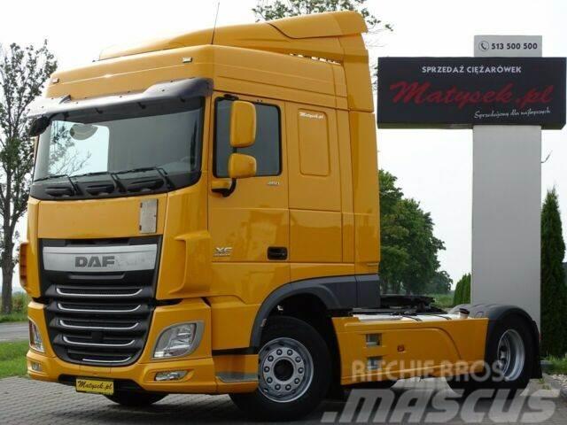 DAF XF 460 / SPACE CAB / EURO 6 /