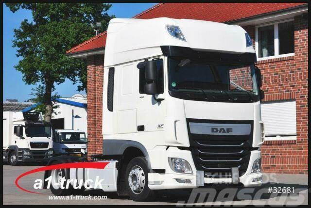 DAF XF106.460 SSC, ACC, Intarder, TÜV 06/2020