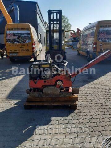 Delmag SV 6012 / Rüttelplatte / 621 Kg