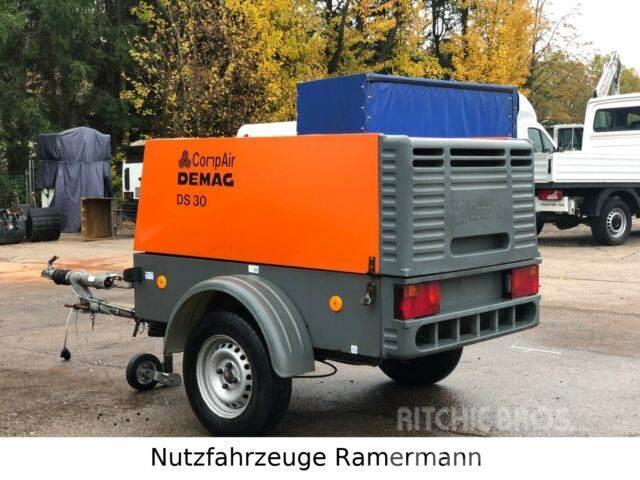 Demag Compair DEMAG DS30, Kompressor DLT 0404