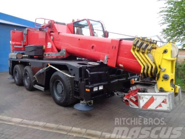 Demag Crane Terex AC40 City 6x4x6 40 Tons 31 Meter&1,5