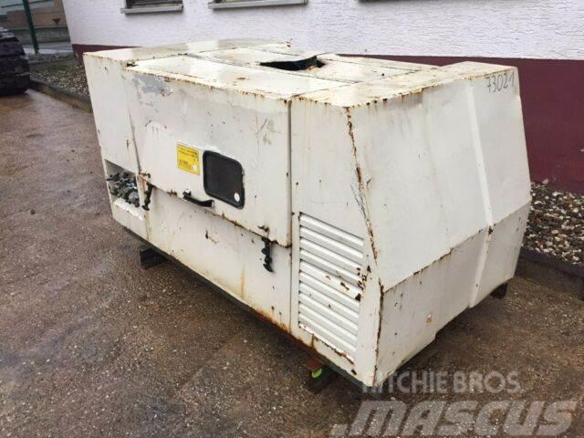 Demag Kompressor 3,7m³ Jenbacher 370 SV 2x vorhanden