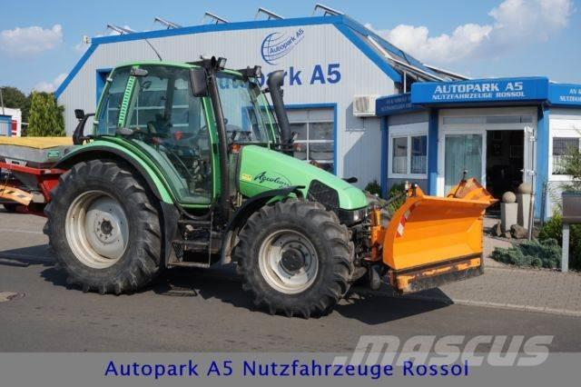 Deutz-Fahr Agrotron 4.85S Schlepper Winterausstattung