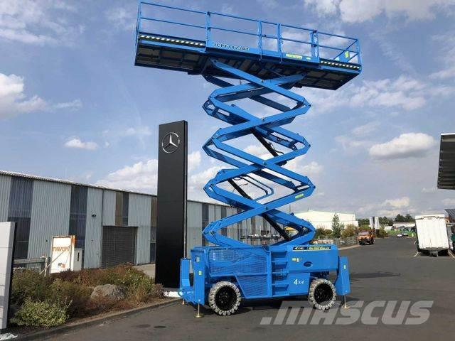 Dingli Magni JCPT1823RT 4x4 / Superdeck / Diesel
