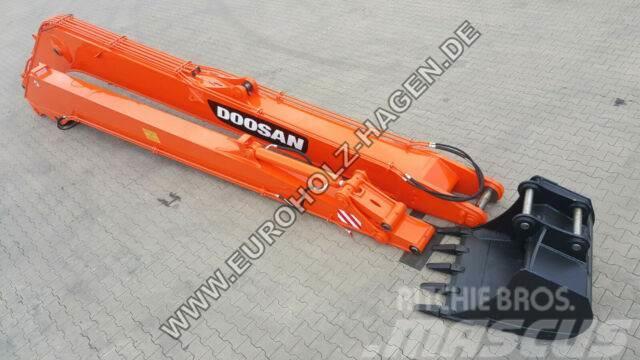 Doosan Dx 225 Long Reach 14m Langer Arm Ausleger Boom