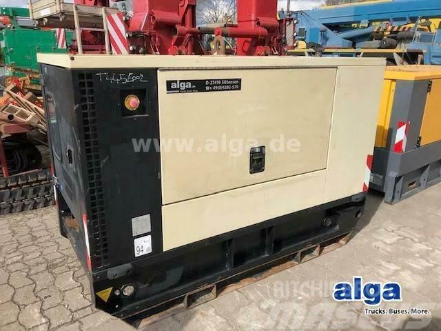 Doosan G30, 31.3 kVA, Schallisoliert, Stromgenerator