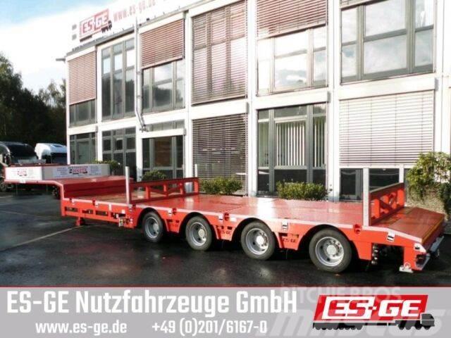 Es-ge 4-Achs-Sattelatieflader - ETS (elektr. Lenkung)