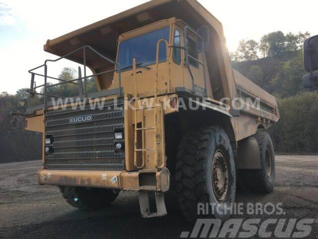 Euclid-Hitachi R 60 C dump truck Muldenkipper