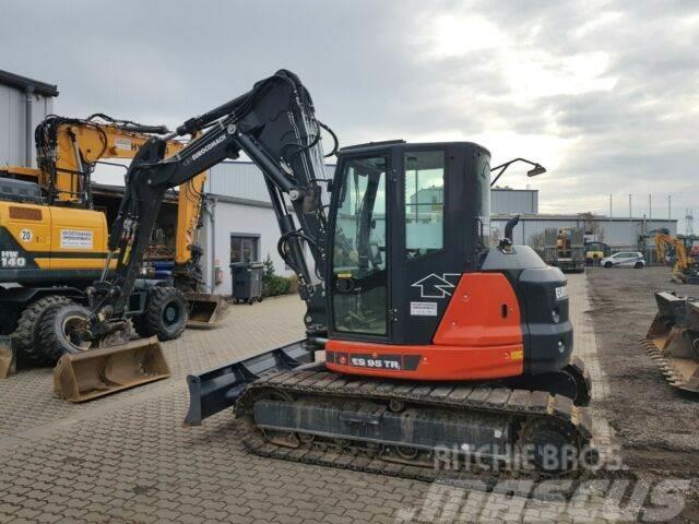 Eurocomach ES95TR4 - Vorführmaschine kein KX080