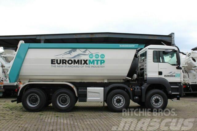 Euromix MTP 10m³ 12m³ 16m³ 18m³ 20m³ Kipper