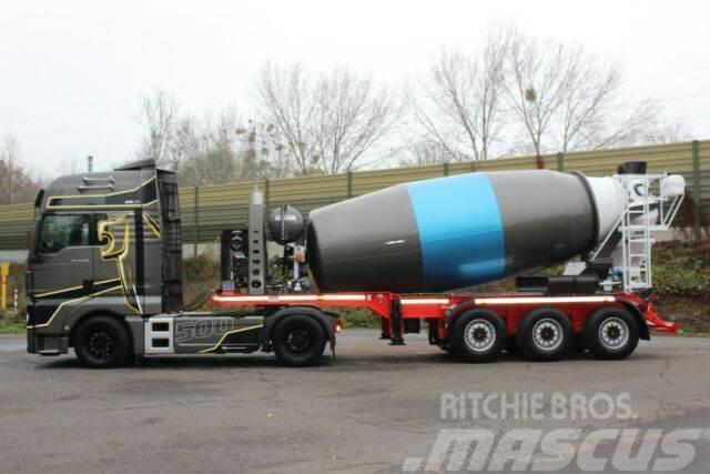 Euromix MTP 12m Mischauflieger