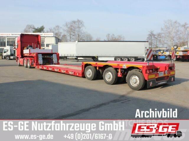 Faymonville 3-Achs-Tiefbett 3x12 t