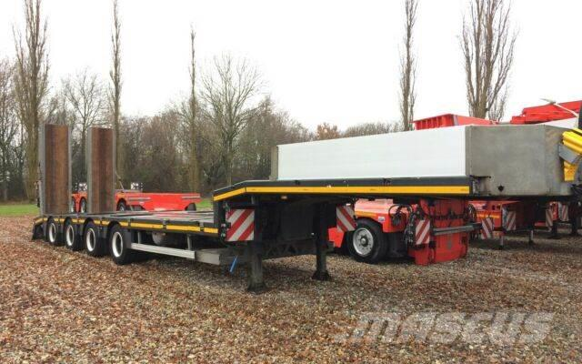 Faymonville Maxtrailer mit hydr. lenkung