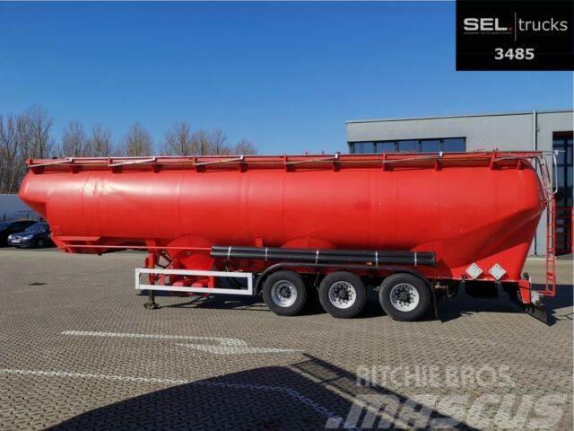 Feldbinder EUT 57.3 / 57 m3 / 4 Kammern / Futtermittel