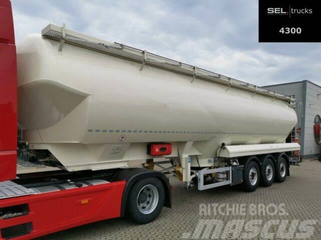 Feldbinder EUT 58.3 /58m3/ 5 Kammern /Alu-Felgen /Liftachse