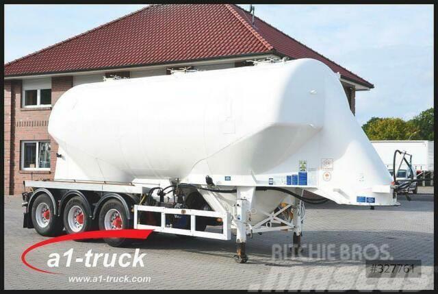 Feldbinder FFB EUR 37.3, Gülle Vogelsang, flüssigtransporte