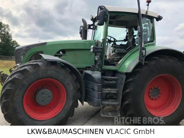 Fendt 936 VARIO Mit Holzhacker MUS-MAX
