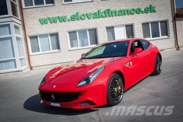 ferrari ff 6 3 coupe 4x4 vin 785 occasion prix 149 000 ann e d 39 immatriculation 2013. Black Bedroom Furniture Sets. Home Design Ideas
