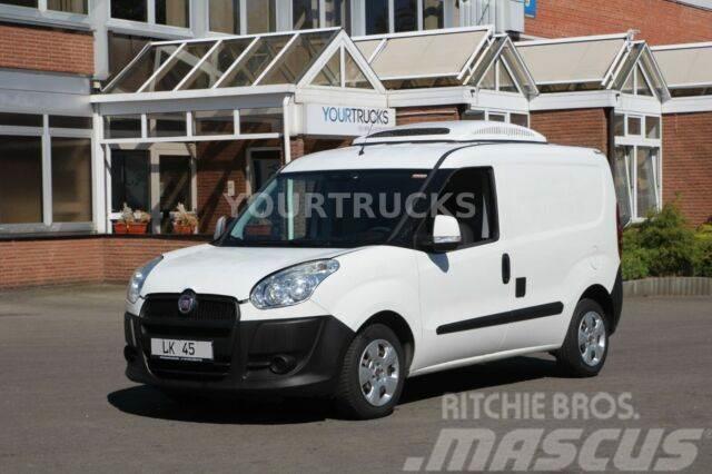 Fiat Doblo 90 M-Jet/Carrier Tiefkühl/Strom/Klima