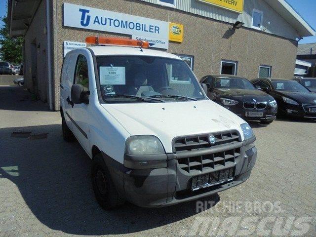 Fiat Doblo Cargo 1 3 Jtd Vanpanel Vans Year Of Mnftr 2005 Price